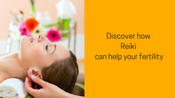 Discover how Reiki can help your fertility