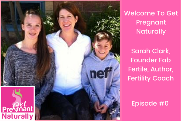 Welcome to Get Pregnant Naturally