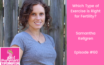 Which Type of Exercise is Right for Fertility?