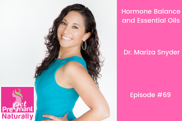 Hormone Balance and Essential Oils