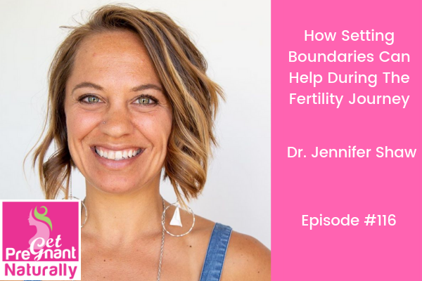 How Setting Boundaries Can Help During the Fertility Journey